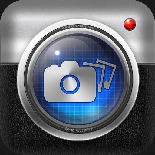 Burst Camera Pro – 突发相机  突发 连拍 变焦 快速 快 拍 曝光 ISO 宠 照片