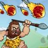 Stone Age Meteorite Invaders - FREE - Paleolithic Neanderthal Extinction TD