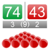 Digital Snooker Scoreboard