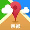Kyoto Offline Map(offline map, subway map, GPS, tourist attractions information)