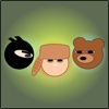 Ninja, Hunter, Bear