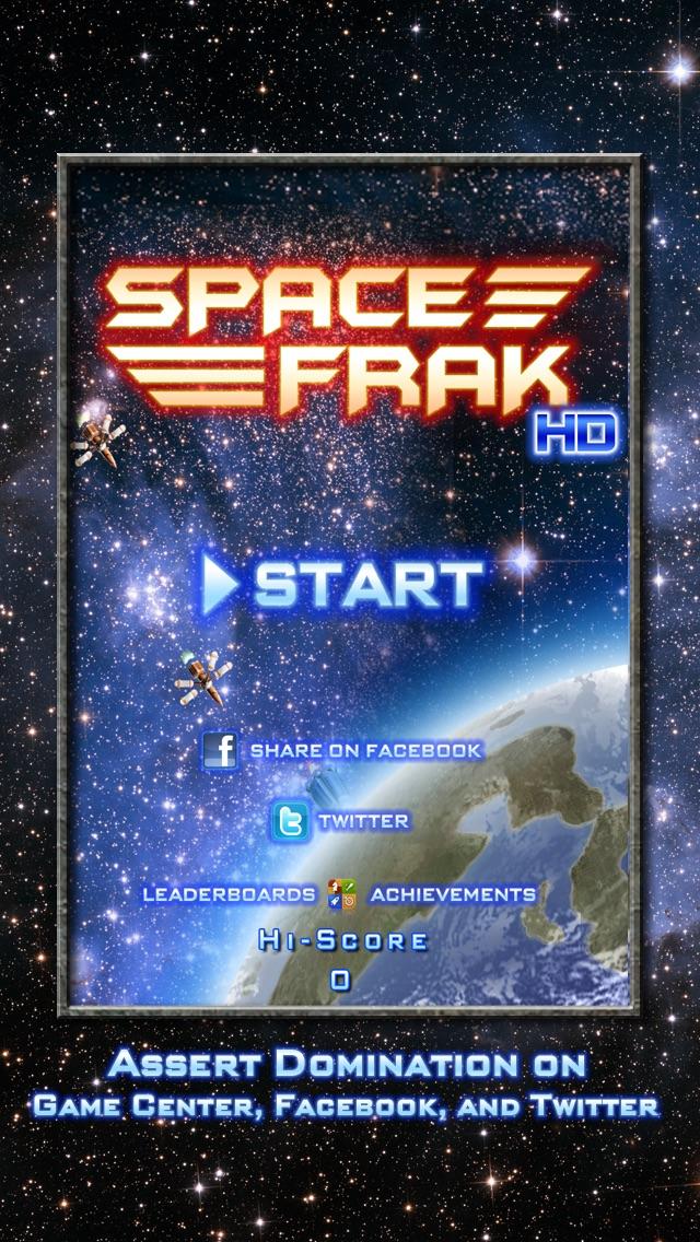 Screenshot #8 for Space Frak HD