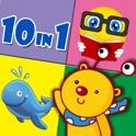 Recuerde - increíbles juegos de aprendizaje para niños pequeños y niños en edad preescolar