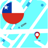 Chile Offline Mapa