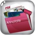 Annotate PDF - Take Note & Edit PDF files & Encryption icon