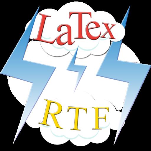LaTex to RTF