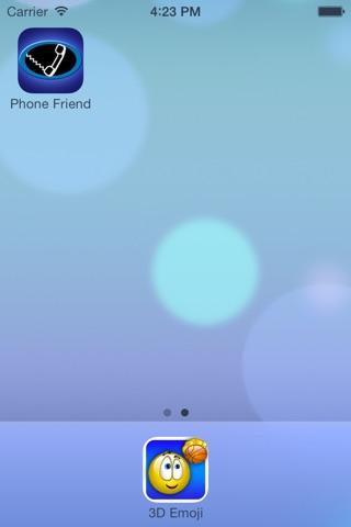 Phone Friend screenshot 3