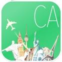 Canada Carte en ligne & vols. Les billets avion, aéroports, location de voiture, réservation hôtels.