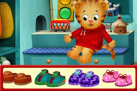 Daniel Tiger's Day & Night screenshot 2