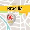 巴西利亚 離線地圖導航和指南