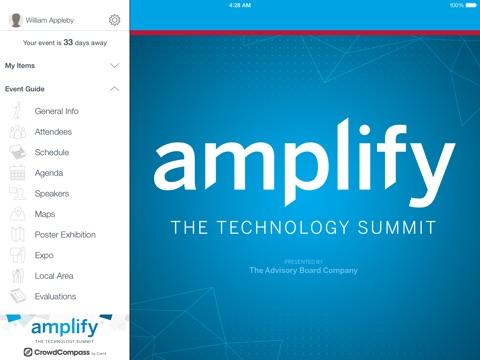 Amplify: The Technology Summit-ipad-2