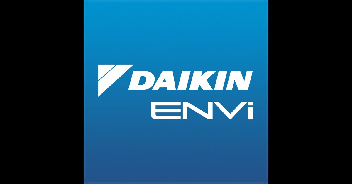 daikin envi intelligent thermostat on the app store. Black Bedroom Furniture Sets. Home Design Ideas