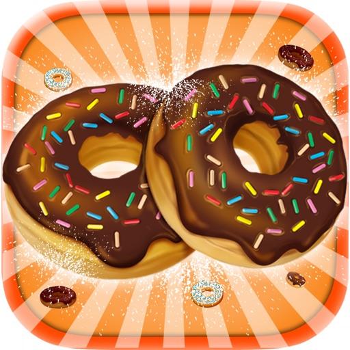 Awesome Donuts!  令人敬畏的甜甜圈 !最甜蜜的匹配益智游戏-免费版