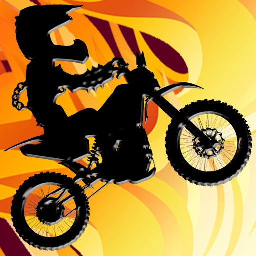 Ghost Dirt Bike Rider Pro - Cool new motorbike racing game iOS App