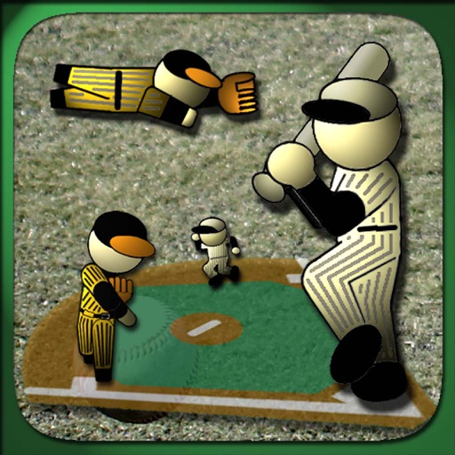 SimpleBaseball for iPad Free Icon