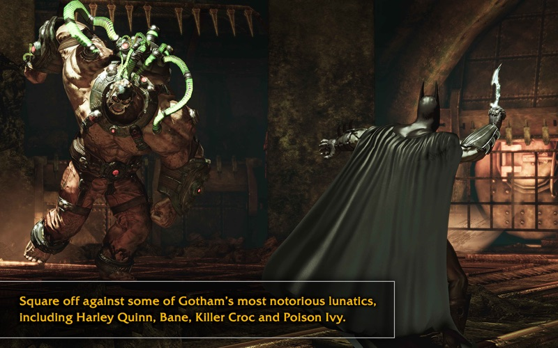 Screenshot #2 for Batman: Arkham Asylum