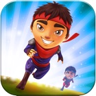 Fun Race Ninja Kids - by Fun Games For Free icon