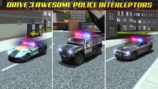 Police chase traffic race gratuit jeux de voiture de course dans l app store - Jeux de poli gratuit ...