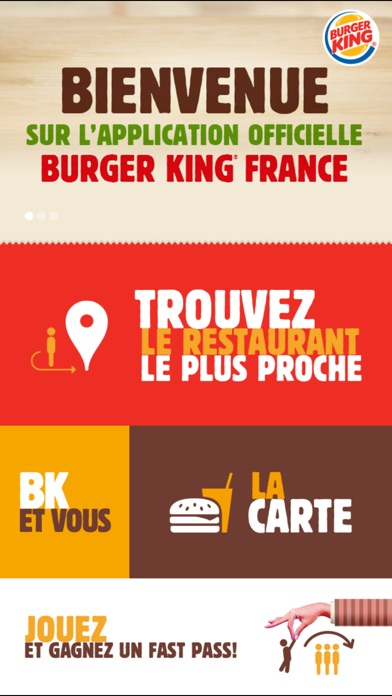 download Burger King France apps 0