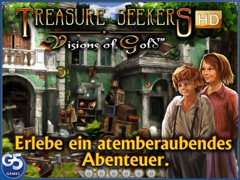 Treasure Seekers: Visions of Gold HD (Full) Screenshot