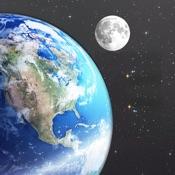 SkySafari 4: Journey into Night!  Explore Sun, Moon, Mars, Stars, Satellites, and NASA space missions!
