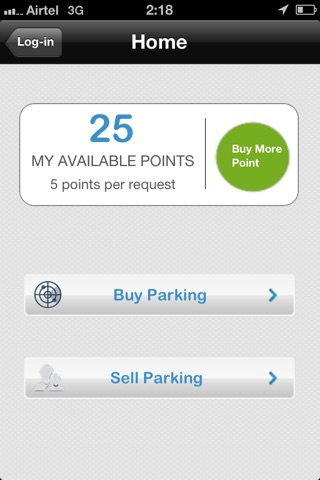 YouParkEasy screenshot 1