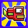 Bird-ie Craft Mini Game - Flappy Smashy Adventure Block City Edition