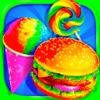 Burger Dash Pizza Fast Food Cooking - Restaurant Simulation Game