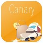 Canaries: Tenerife, Gran Canaria, Fuerteventura, Lanzarote Offline carte routière, état vols & bille icon