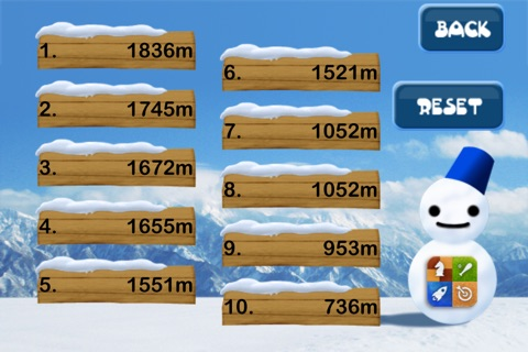 snow ball trundle screenshot 4