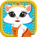 Cute Kitty Pet Salon – crazy hot fashion pussy cat dress up makeup free game for Girls Kids teens icon