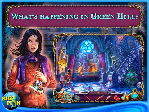 Mystery of the Ancients: Three Guardians HD - A Hidden Object Game App with Adventure, Puzzles & Hidden Objects for iPad screenshot 2