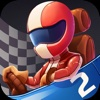 Drive To The Finish - Car Racer 2 PRO