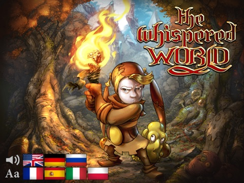 The Whispered World Special Edition screenshot 1