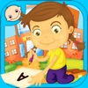 PerSchool Letter Writing Pro - Learn to Write ABC 'n' 123