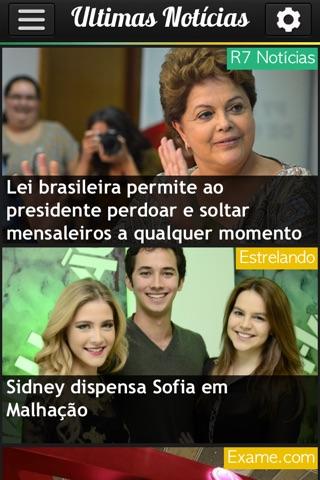 iBrasil - Notícias do Brasil screenshot 2