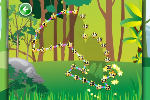 Kid's Birds Dot-to-Dot screenshot 3