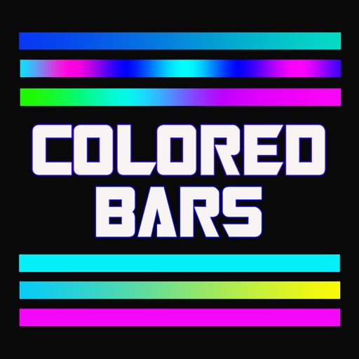 Colored Status Bars - Custom Top Bar Overlays for your Wallpapers iOS App