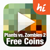 Video Guide for Plants vs. Zombies 2