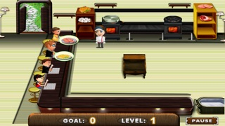 Screenshot von Happy Restaurant Kitchen: Chef Cooking Dash4