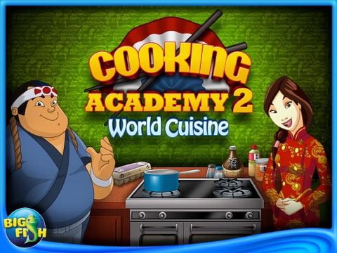 Cooking Academy 2: World Cuisine-ipad-4