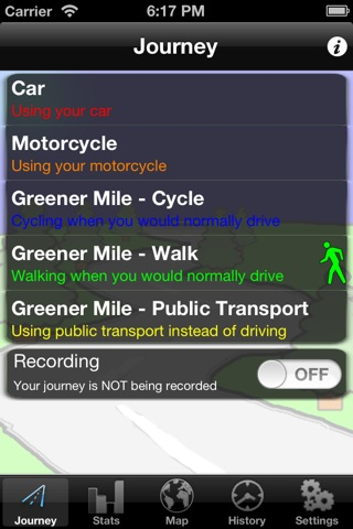 Greener Mile screenshot 1