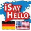 iSayHello ドイツ語 - 英語 German - English