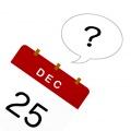 今日は何の日(What day is Today)
