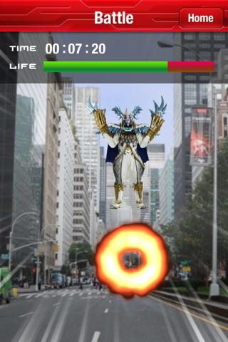 POWER RANGERS SCANNER screenshot 4