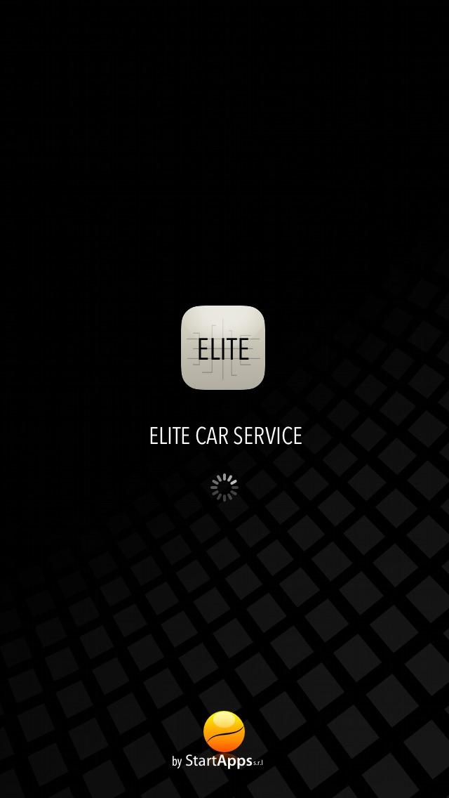 Screenshot of EliteCarService1
