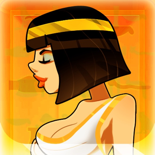 Ancient Egypt Slot Machine Free - Win Jackpot Casino Game iOS App