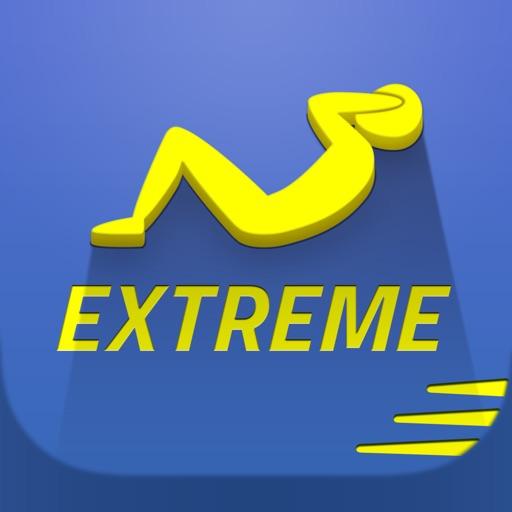 仰卧起坐训练:Situps XT: 400 Situps Extreme