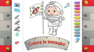 Screenshot of Il razzo di Lorenzo - Ragazzino5