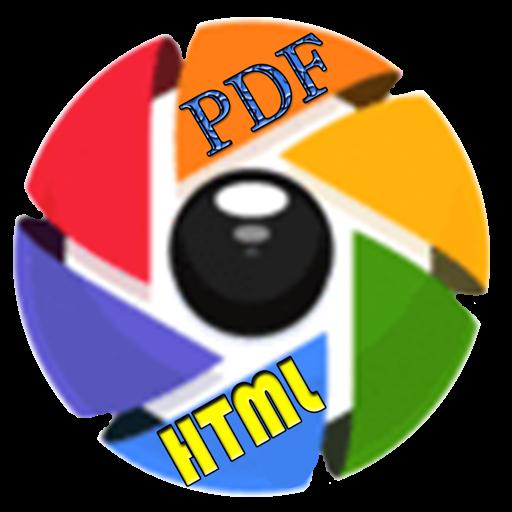 PDF to Html Fast Converter